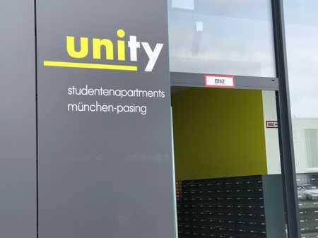 Traumhaftes Dachgeschoss - Apartment mit großer Terasse für Studenten oder Azubis - provisionsfrei in Pasing (München)