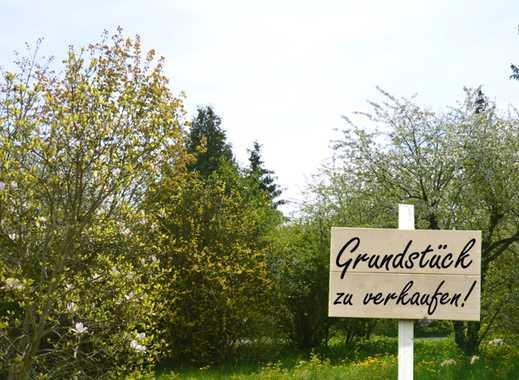 E&Co.-Nähe Englischer Garten. TOP Grundstück für Villa / EFH / DH od. MFH in ruhiger Top Lage.