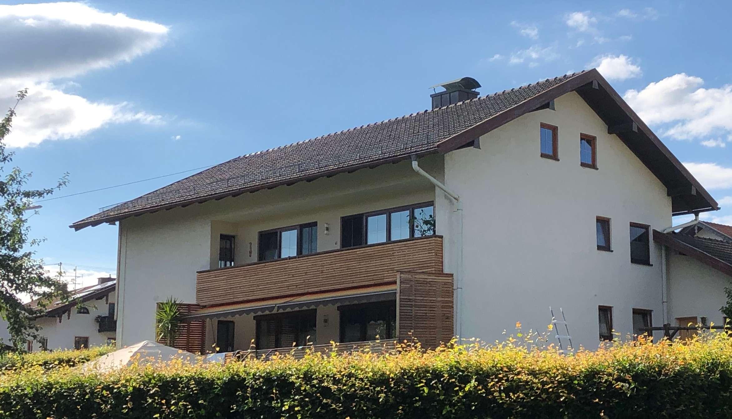 Schöne, geräumige vier Zimmer Wohnung in Traunstein (Kreis), Traunreut in
