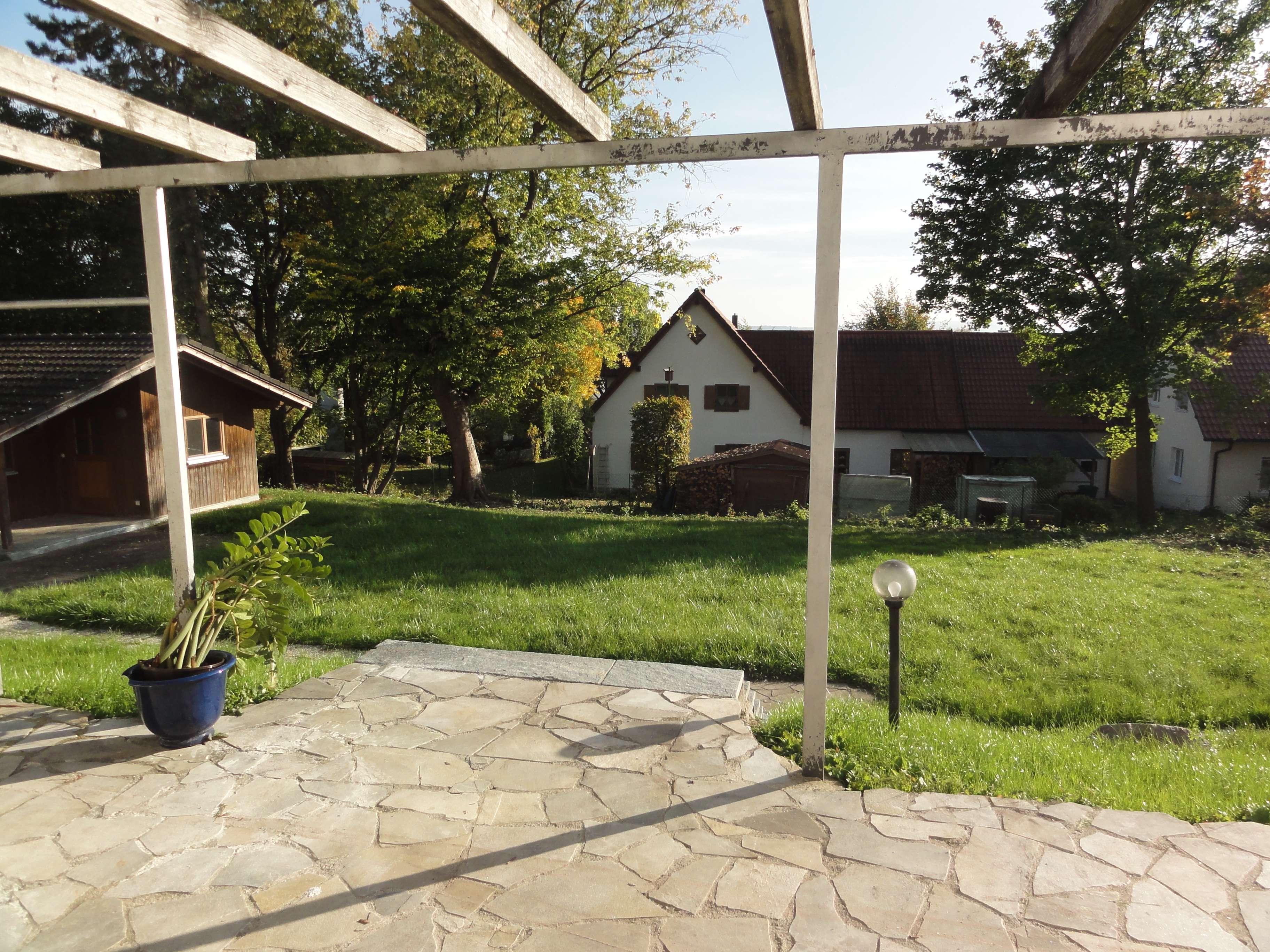 3 ZKB - Großzügige Erdgeschosswohnung mit Garten in Schrobenhausen in Schrobenhausen