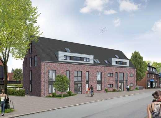 Neubau-Mehrfamilienhaus in Hausdülmen