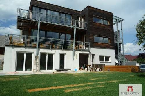 Penthouse mit Nutzungsrecht für Privatbadestrand am Aichwaldsee