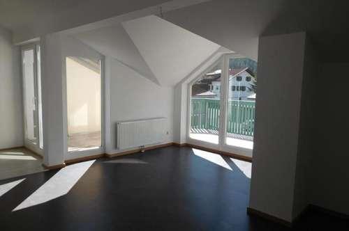 Im schönen Tannheimertal - direkt in der Gemeinde Tannheim - liegt diese exklusive 5 Zimmer Mietwohnung mit herrlicher Dachterrasse um monatlich Euro 1.200 inkl. BK.
