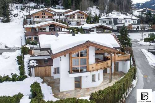 Exklusive Kitzbüh'ler Villa am Schwarzsee