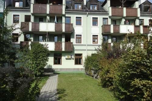 Exklusives Angebot für neue Mieter - Zentrale, geförderte 3-Zimmerwohnung mit hoher Wohnbeihilfe oder Mietzinsminderung mit Balkon