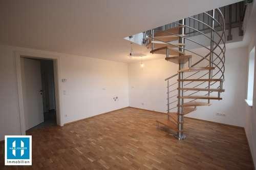 ERSTBEZUG - 72,25m² Maisonette Wohnung mit Balkon und toller Ausstattung in Haibach o.d.D.