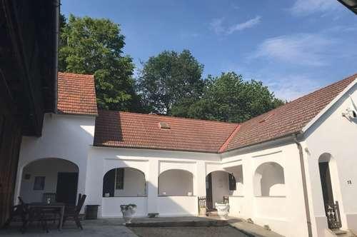 Bad Tatzmannsdorf / Willersdorf wunderschönes Arkadenhaus