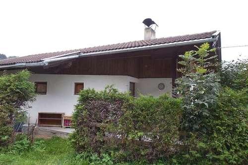 Zuhaus in schöner Lage auf 1000m Höhe als Zweitwohnsitz/Freizeitwohnsitz - Nähe Wattens