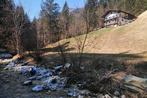 Uriges Bauernhaus in traumhafter Alleinlage als Freizeitwohnsitz/Zweitwohnsitz - Nähe Thiersee