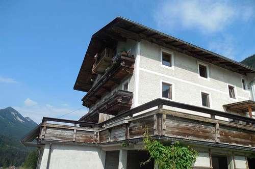Große Wohnung in traumhafter ruhiger Lage im Bauernhaus Nähe Landl/Thiersee