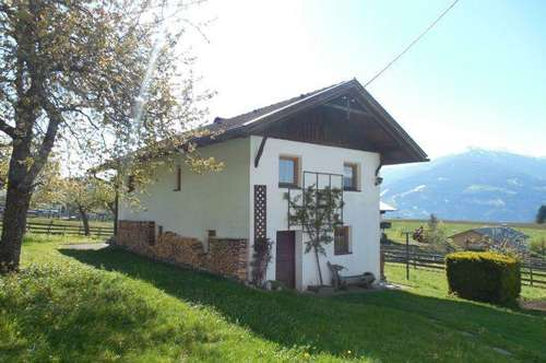 Wochenendhaus in wunderschöner ruhiger sonniger Lage – Nähe Wattens/Innsbruck