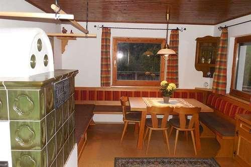 Wochenendhaus als Freizeitwohnsitz in schöner Lage auf 1.000m Höhe - Nähe Skigebiet Söll