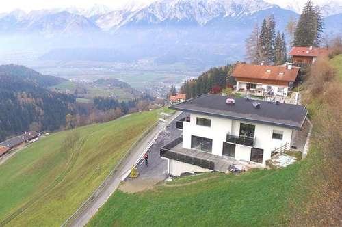 Moderne Wohnung mieten als Zweitwohnsitz mit schönem Ausblick auf die Bergwelt – Nähe Wattens