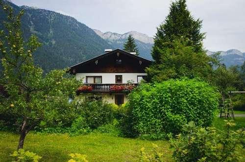 Großes Bauernhaus in ruhiger Lage Waidring inmitten der Skigebiete Waidring-Steinplatte, Pillerseetal, St. Johann in Tirol sowie Fieberbrunn-Hochfilze