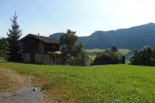 Gemütliches Zuhaus in schöner Lage mit Berg – und Seeblick – Nähe Thiersee