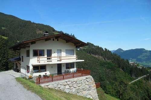 Neuwertige moderne EG-Wohnung als Freizeitwohnsitz auf 1.000m Traumlage - Nähe Skigebiet Fügen