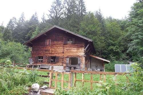 Große Berghütte mit 4 Schlafzimmern in wunderschöner Alleinlage - Nähe Erl