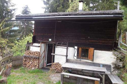 Berghütte in schöner ruhiger Alleinlage - Nähe Schwaz