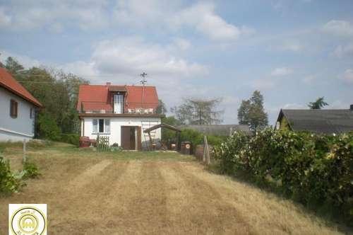 Idyllisches Ferienhaus im burgenländischen Weinland (Weinstöckl)