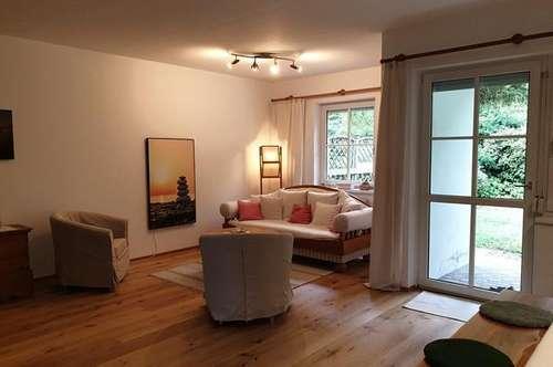 114,39 m² Eigentumswohnung mit Garten, Garage und großem Keller