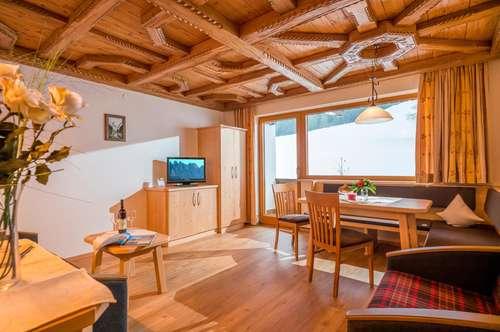 Freizeitwohnsitz: Zirbenholz-Kuschelnest - komplett ausgestattet