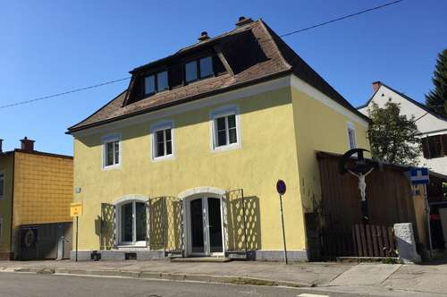 Stadthaus für Wohnen+Arbeiten, Zinshaus, Mehrfamilienhaus Graz-Gösting