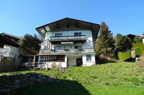 Renovierungsbedürftiges Haus am Sonnberg von Uttendorf zu verkaufen!