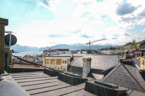 Generalsaniertes Zinshaus mit einmaligem Ambiente im Zentrum von Gmunden