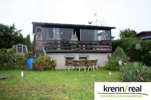 Gartenhaus mit 3 Zimmer in ruhiger Kleingartensiedlung!