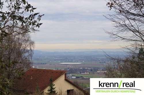 Seltenheit! Panorama-Grundstück am Sechterberg
