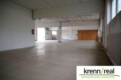 Produktionsfläche, Lagerhalle mit vielen Möglichkeiten