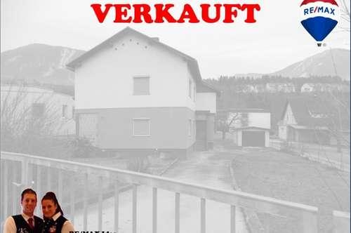 Ein-/Zweifamilienhaus - gute Infrastruktur, großer Garten, Garage, Nebengebäude
