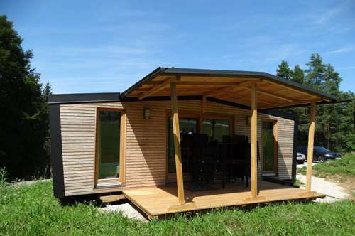 Tiny House Chalet - Tradition und Moderne im Einklang