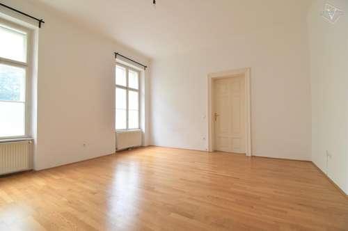 Ruhige 3-Zimmer Wohnung mit Gemeinschaftsgarten ab 01.08.19 verfügbar! (WG-tauglich)