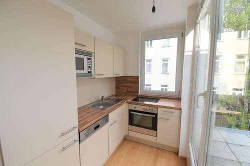 2 Zimmer-Wohnung mit toller Aufteilung in 1050 Wien!