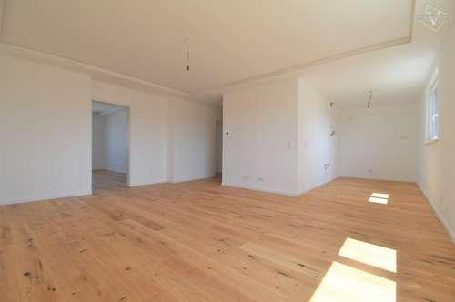 ERSTBEZUG! 3 Zimmer Wohnung mit Gemeinschaftsgarten