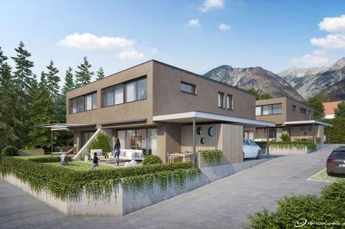 Haus 1 - Exklusive Doppelhaushälfte in Toplage von Mils