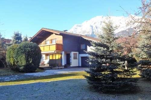 Einfamilienhaus in zentraler Lage von Wattens