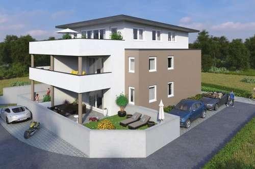 Sonnige 3-Zimmerwohnung in Ruhelage von Mils - Wohnprojekt Haslach 15