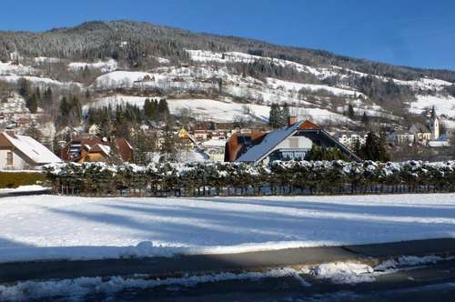 Perfektes Baugrundstück am Kreischberg!