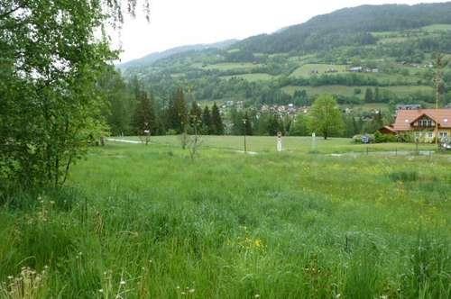 """Schönes Baugrundstück Nähe Talstation """"Kreischberg"""""""