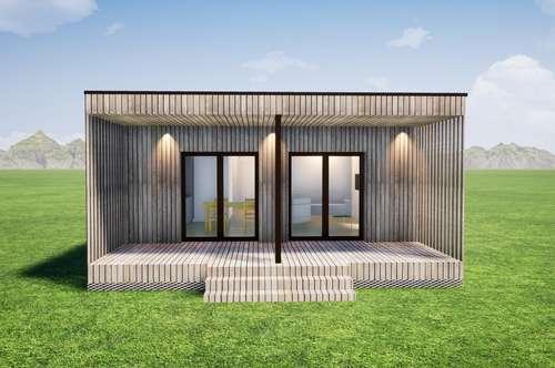 Modulares Fertighaus - Home 1500, bezugsfertige Ausstattung, ab Werk