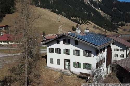 Freizeitwohnsitz - Anwesen mit Geschichte