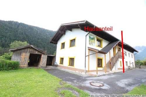 Naturparkregion Lechtal Wohnhaus mit zwei Wohnungen