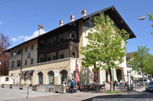 Sonnige Mietwohnung im Zentrum von Reutte mit sonnigem, überdachtem Balkon