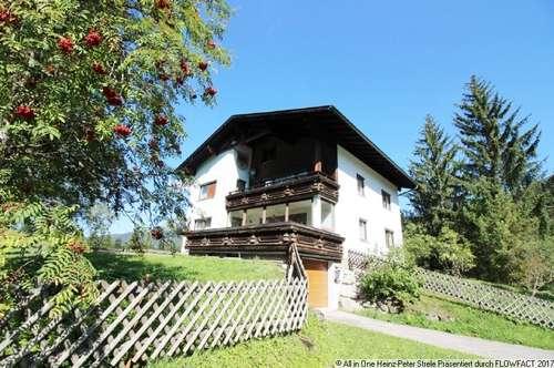 Einzigartige Lage - Wohnhaus in Grän