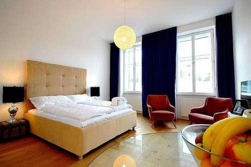 Modernes und möbliertes Apartment in Nähe der Mariahilfer Straße