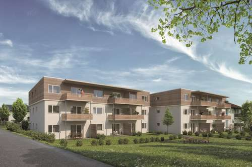 Pinsdorf, geförderte Neubau Eigentumswohnung, Top 2.17