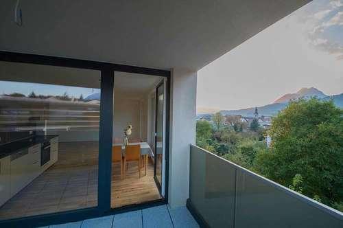 Erstklassige NEUBAU 2-Zimmer-Wohnung mit Panoramablick