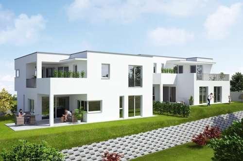 Neubau 4 Eigentumswohnungen mit Eigengarten